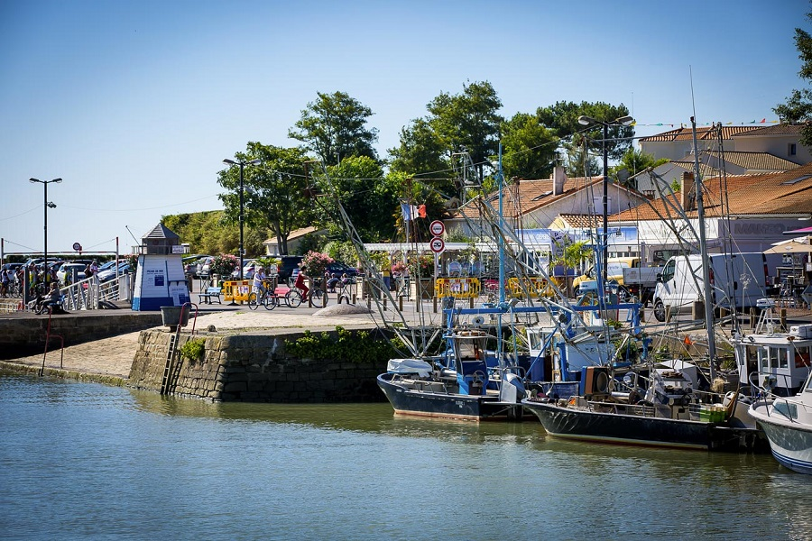 le Port de Meschers